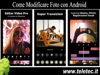 Come Modificare Foto e Video con Android - InShot
