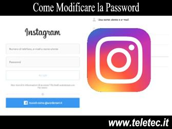 Come Modificare la Password di Instagram [Risolto]