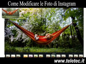 Come Modificare le Foto di Instagram con Android - Adobe Photoshop Express
