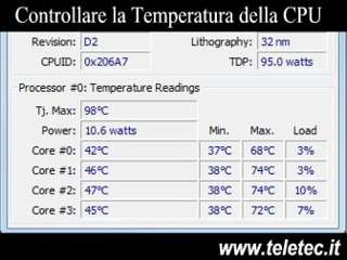 Come Monitorare la Temperatura del Notebook