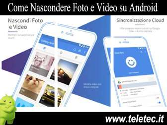 Come Nascondere Foto e Video su Android - GalleryVault