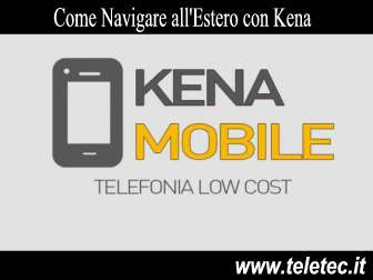 Come Navigare all'Estero con Kena
