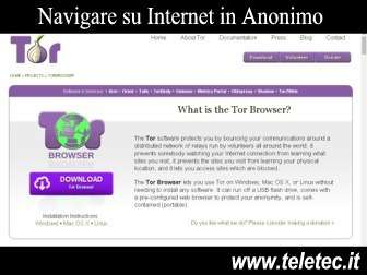 Come Navigare su Internet in Anonimo