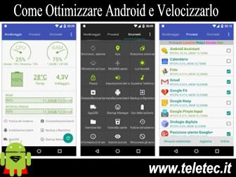 Come Ottimizzare Android e Velocizzarlo - Assistant for Android