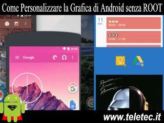 Come Personalizzare la Grafica di Android con Action Launcher 3 (No ROOT)