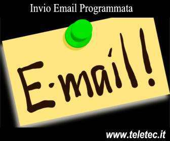 Come Programmare l'Invio di un Email a Data e Ora Specifica