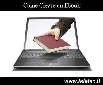 Come Realizzare un Ebook