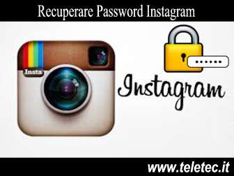Come Recuperare la Password di Instagram