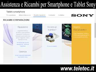 Come Richiedere Assistenza a Sony per Smartphone e Tablet