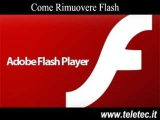 Come Rimuovere Flash