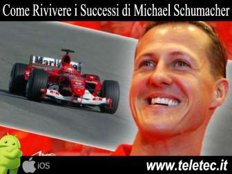 Come Rivivere i Successi di Michael Schumacher con Android e iOS