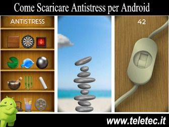 Come Scaricare Antistress by JindoBlu per Android