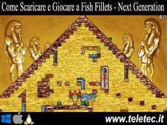 Come Scaricare e Giocare a Fish Fillets - Next Generation