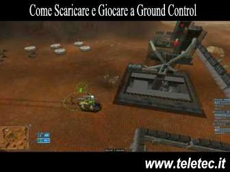 Come Scaricare e Giocare a Ground Control per Windows