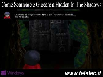 Come Scaricare e Giocare a Hidden In The Shadows