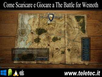 Come Scaricare e Giocare a The Battle for Wesnoth