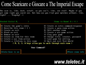 Come Scaricare e Giocare a The Imperial Escape