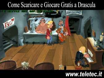 Come Scaricare e Giocare Gratis a Drascula: The Vampire Strikes Back