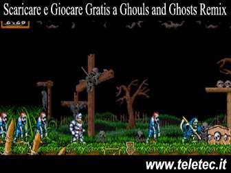 Come Scaricare e Giocare Gratis a Ghouls and Ghosts Remix