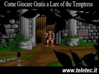 Come Scaricare e Giocare Gratis a Lure of the Temptress