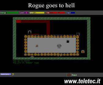 Come Scaricare e Giocare Gratis a Rogue Goes to Hell - Gioco per Windows