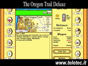 Come Scaricare e Giocare Gratis a The Oregon Trail