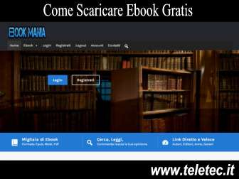 come scaricare ebook gratis kindle