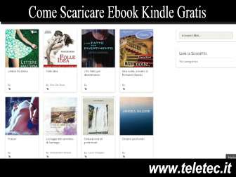Come Scaricare Ebook Kindle Gratis - Hundred Zeros