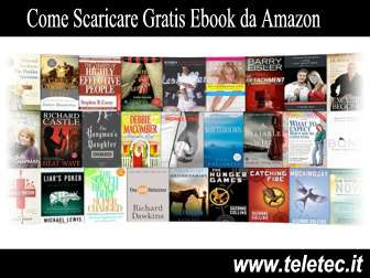 Come Scaricare Gratis Ebook da Amazon
