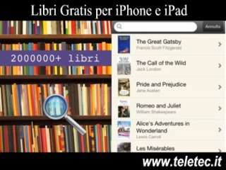 Come Scaricare Libri Gratis per iPhone e iPad