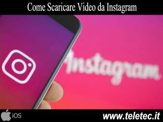 Come Scaricare Video da Instagram con iOS