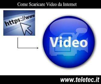 Come Scaricare Video da Internet