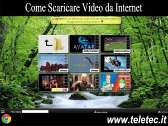 Come Scaricare Video da Internet con Google Chrome e VDP