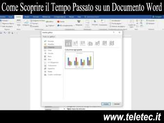 Come Scoprire la Quantità di Tempo Investito in un Documento Word