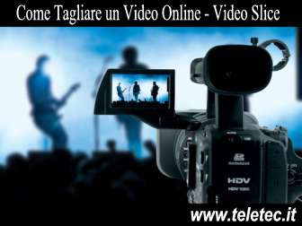 Come Tagliare un Video Online - Video Slice