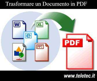 Come Trasformare un Documento in un File PDF con i Link Cliccabili