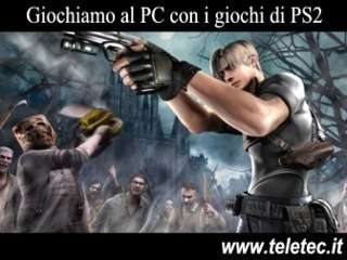 Come Trasformare un PC in una PlayStation 2