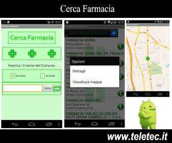 Come Trovare le Farmacie di Turno con Android