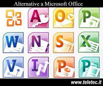 Come Trovare un'alternativa a Microsoft Office