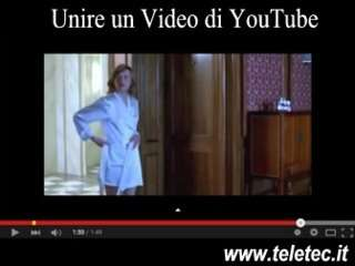 Come Unire Automaticamente tutte le Parti di un Video su YouTube