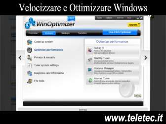 Come Velocizzare e Ottimizzare Windows con Ashampoo WinOptimizer FREE