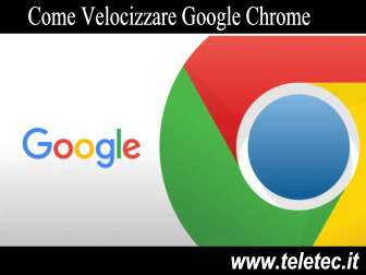 Come Velocizzare Google Chrome - Quic