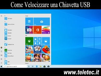 Come Velocizzare una Chiavetta USB su Windows