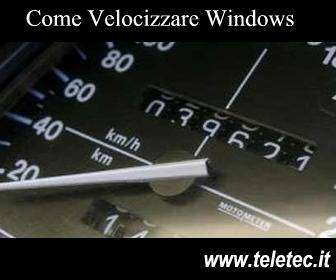 Come Velocizzare Windows