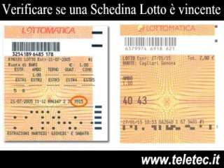 Come Verificare se una Schedina del Lotto è Vincente