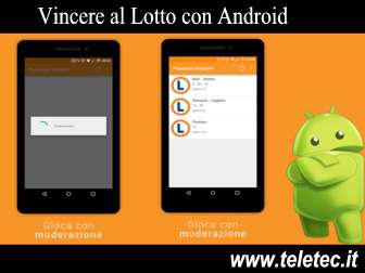 Come Vincere al Lotto con Android