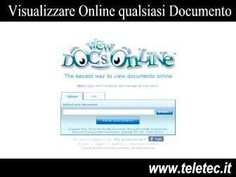 Come Visualizzare Online un Documento Office