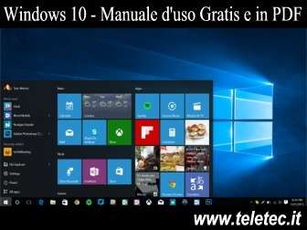 Dove Trovare il Manuale d'uso in Italiano di Windows 10