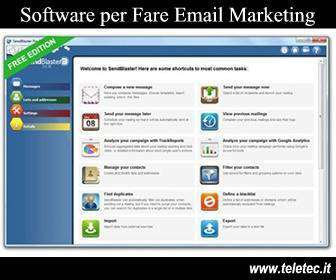 Dove Trovare il Software per Fare Email Marketing