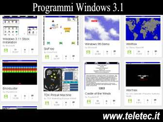 Dove Trovare Programmi per Windows 3.1